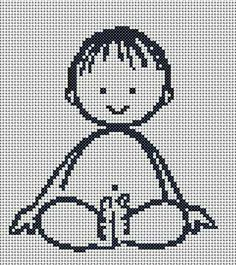 100 Best Baby cs images in 2018   Cross stitch designs, Embroidery