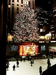 New York at Christmas time ...check! ( but would love to do it again)