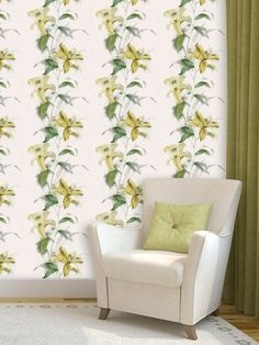 Floral Wallpapers for your walls online in India. Buy Floral Wallpaper for walls at best prices. Decor, Home, Wallpaper Decor, Wallpaper, Kids Room, Floral Wallpaper, Wall Wallpaper, Printed Shower Curtain, Room