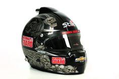 The helmet of  Dale Earnhardt Jr.