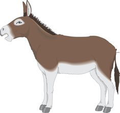 Cartoon Mule   back to cartoon clipart from cartoon donkey this list of