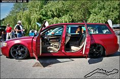 vw passat estate custom - Google Search