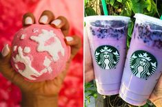 Which Starbucks Secret Menu Drink Should You Order Based On The Things You Buy From Lush?