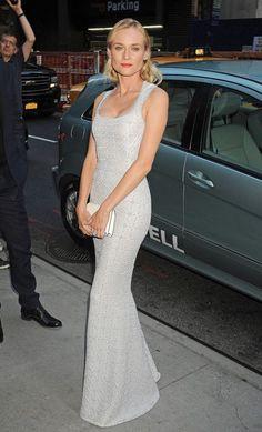 Diane Kruger supreme fashion strikes again.
