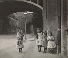 Harold CAZNEAUX – Argyle Cut [also called 'Children of The Rocks'] 1912