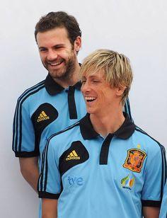 ♥ Juan Mata y Fernando Torres ♥ :D