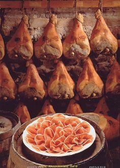Italian Food ~ Prosciutto di Parma