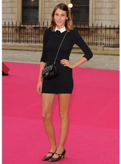 Alexa Chung #fashion #charismatic #fashionista