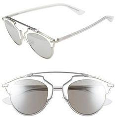 5de3e8459b88 Dior  So Real  48mm Sunglasses  sunglasses  womens  summer Dior So Real