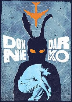 """The movie Donnie Darko came out in 2001 and was not recognized at first but, later it became a huge cult classic. It is known for the rabbit named """"frank"""" that comes to Donnie in his sleep delivering news that the world is going to end. This is by far my favorite movie. I even have """"cellar door"""" tattooed on my shoulder."""