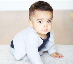 baby jongen kapsel