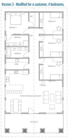 house design house-plan-ch446 45