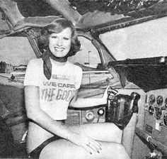 Miss Rhodesia Corrine Prinsloo at the stick of an Air Rhodesia Boeing 720 late 1972 Boeing 720, Vietnam War Photos, Family Roots, Female Soldier, Out Of Africa, Text Pictures, Beautiful Inside And Out, Countries Of The World, Cold War