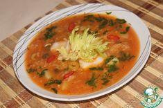 Суп по-веракрусски - кулинарный рецепт
