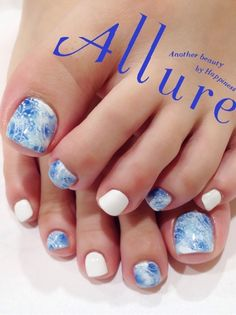 Allure Nail toenails