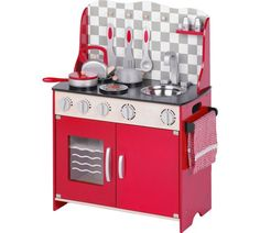 Buy Tidlo Kitchen Station Colour Box at Argos.co.uk, visit Argos.co.uk to shop online for Cooking role play, Shop, cook, clean and build, Role play, Toys