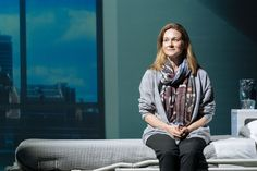 After a sell-out run in June this year Laura Linney will return to the Bridge to reprise the title role in My Name is Lucy Barton for a strictly limited 26 performances Laura Linney, Short Novels, My Name Is, First Time, Theatre, Bridge, Bomber Jacket, Names, Concerts