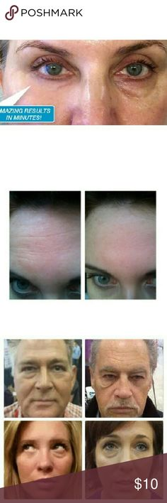 3-Instantly Ageless jeuness face eye lift cream Just Try It Amazing LOOK 10 Years Younger ! *Work in 2  or less *Results last 6-8 hours/ time *Each application provides 1-3 time *Each sachet is 0.3 ml BENEFIT  -Reduce the appearance of under-eye bags immediately -Visibly diminishes the appearance of fine lines and wrinkles -Tighten,firm and lift the appearance of sagging skin  Receive : 3 sachets Jeunesse Makeup Eye Primer