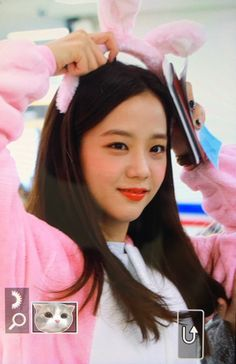 Find images and videos about cute, girls and blackpink on We Heart It - the app to get lost in what you love. Jisoo Do Blackpink, Blackpink Jisoo, South Korean Girls, Korean Girl Groups, My Girl, Cool Girl, Fandom Kpop, Blackpink Members, Blackpink Photos