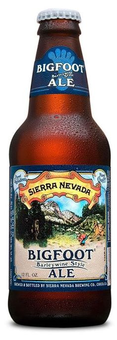 Sierra Nevada Bigfoot Barleywine Style Ale