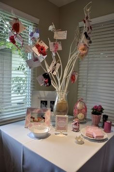 Gift card tree for bridal shower arts and craft pinterest gift card tree in monogrammed pot see more cutest idea for a shower every guest bring a hair bow and writes out negle Gallery