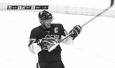 Sidney Crosby after his 250th NHL goal