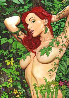 Poison Ivy by Ed Lloyd