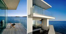 modern beach mansions | Tags: Beach House in Dalkey , Modern Beach House Idea ,Date: Tuesday ...