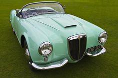 1955 Lancia Aurelia B24 Spider