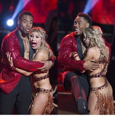 Rashad & Emma los Campeones de Dancing With The Stars 24