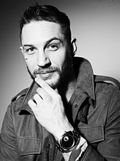 encore...Tom Hardy.