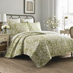 Laura+Ashley+Lifestyles+Rowland+Quilt+Collection