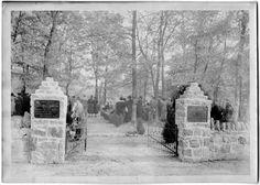 Brainerd Mission Cemetery. Located between Eastgate and Brainerd Village, Chattanooga, TN