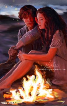 Finnick and Annie <---- If anyone has not seen these videos, go watch them NOW!! AMAZING!!!