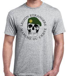 The French Foreign Legion - March Or Die  La Légion étrangère française - Marche ou crève