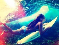 colours and surfing