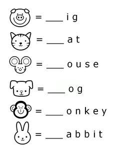 1st grade, Kindergarten, Preschool Reading, Writing
