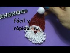 Tutorial amigurumi | Babbo Natale uncinetto | How to crochet Santa Claus (SUB ENG) - YouTube
