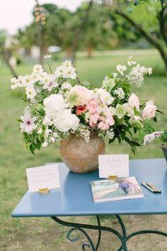 boho Wedding Inspiration - Style Me Pretty