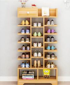If your shoe storage area is always a mess, then a shoe storage solution suits you Nowadays, many shoe cabinets on the market are very… - diy-home-decor