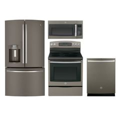 Ge Slate Appliances Best Kitchen Appliance Packages Not