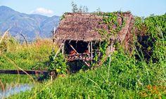 Inle Lake.  Travel photo by paraklet http://rarme.com/?F9gZi