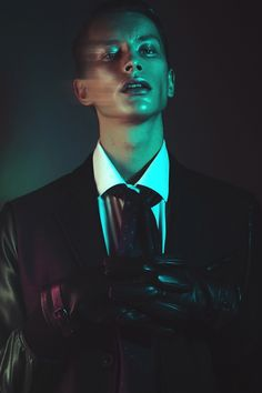 Michał Lewandowski by Robert Binda for Fashionisto Exclusive