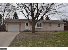 Nicely updated rambler with 3 bedrooms on one level!  Newer appliances, carpet, roof, windows, furnace & hot water heater.  Vaulted pine ceiling, bay window,   attached 21x13 heated & insulated garage, cement driveway, storage shed, dog fencing & more. Priced to sell - won't last long!