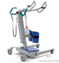 ArjoHuntleigh Sara 3000 Power Standing And Raising Aid | ergonomic design and powered features | Safe working load 440 lbs. | Active knee pad with individual leg support | Special Price $4,812.06