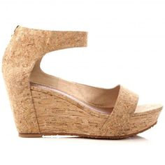 OMG I want this cork shoes so bad!!