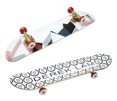#Designer #Holiday Collection at Target & Neiman Marcus. Derek Lam skateboard.