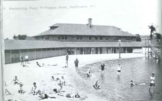 Patterson Park pool back in the day