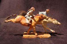 Sandra Courlivant - Céramiques en Mongolie Ceramic Sculptures, Animal Sculptures, Lion Sculpture, Equine Art, Horse Art, Clay Ideas, Pottery, Horses, Ceramics