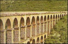 Acueducto romano de Tarragona  España